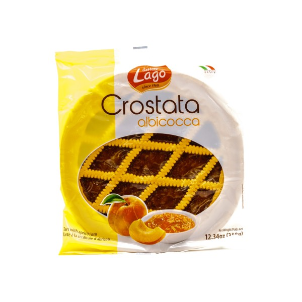CROSTATTA ALBICOCCA
