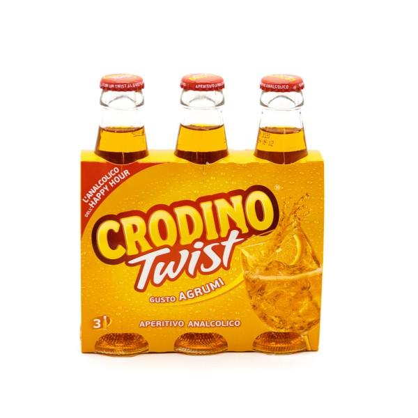 CRODINO TWIST GUSTO AGRUMI 3X0,175LT
