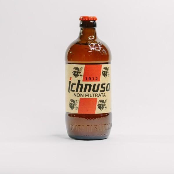 Birra ICHNUSA Non Filtrata Fl=cl 50 (15