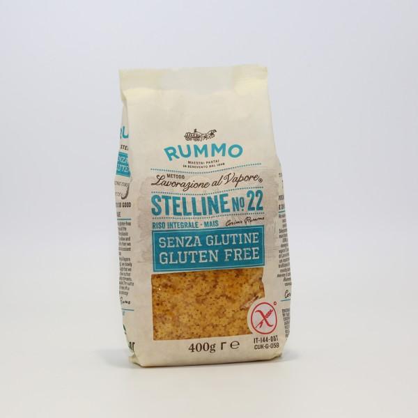 NR 22 STELLINE Senza Glutine