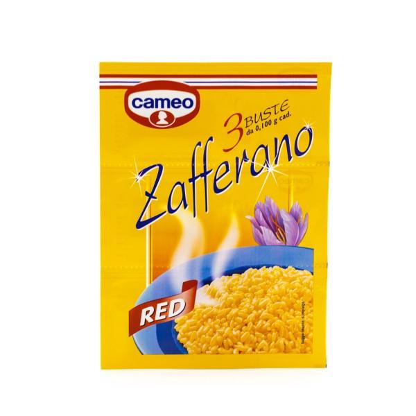 ZAFFERANO RED 3X0,1G