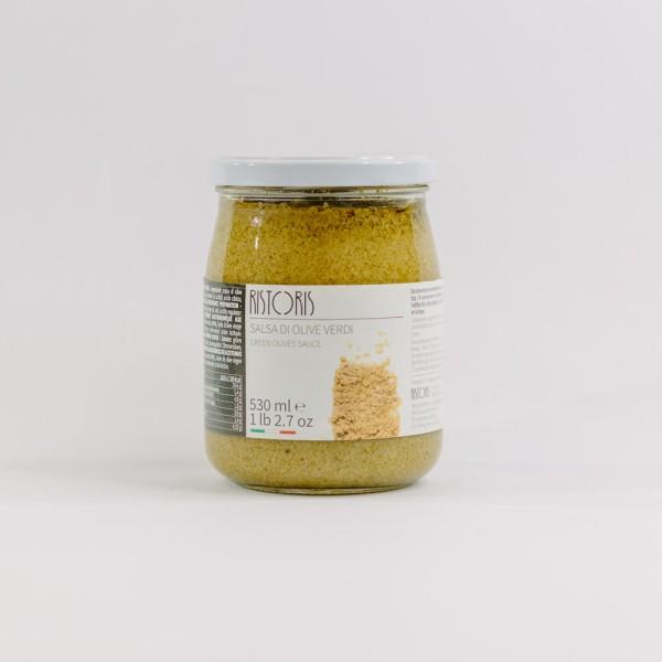 Salsa di Olive Verdi *PREMIUM *