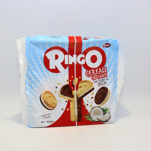 RINGO CEREALI Croccanti con crema al Coc