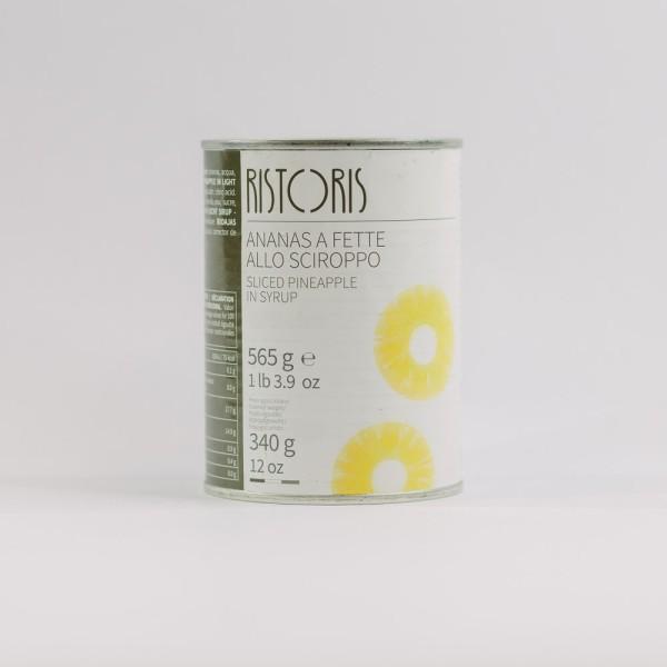 Ananas allo Sciroppo RISTORIS stk10 Fet