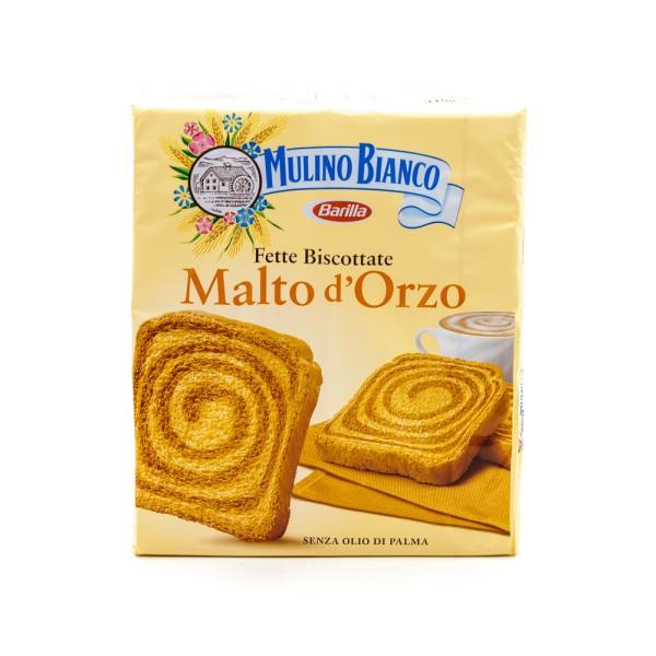 FETTE BISCOTTATE MALTO D ORZO