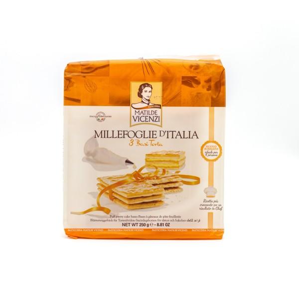 MILLEFOGLIE D'ITALIA 3 BASI TORTA