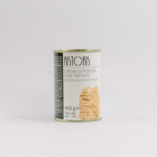 Crema di Porcini con Tartufo *PREMIUM *