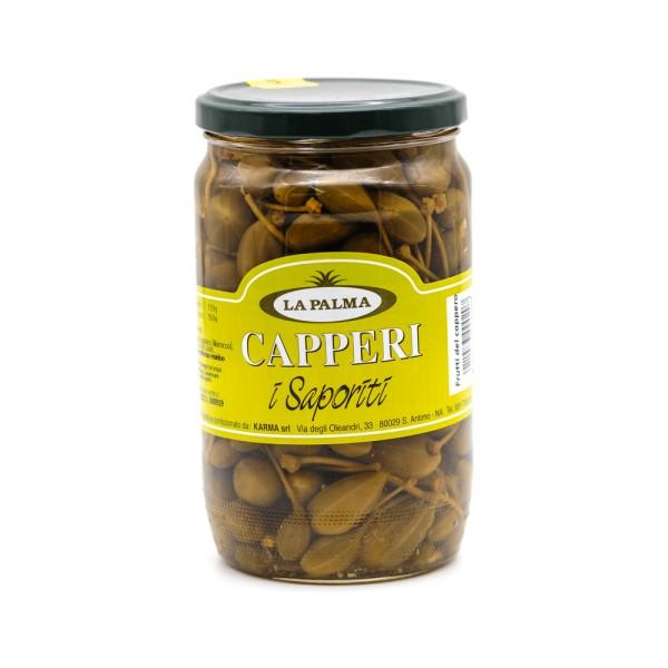 CAPPERI I SAPORITI