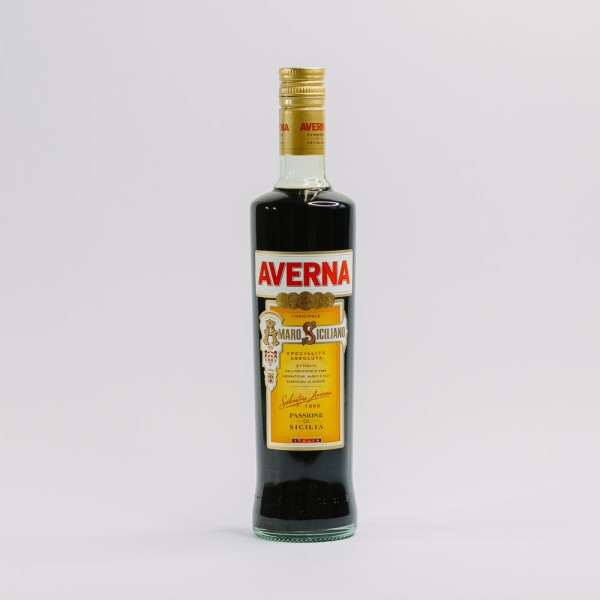 Amaro Averna Siciliano