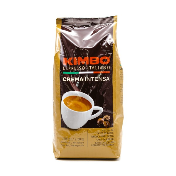 CAFFÈ IN GRANI CREMA INTENSA